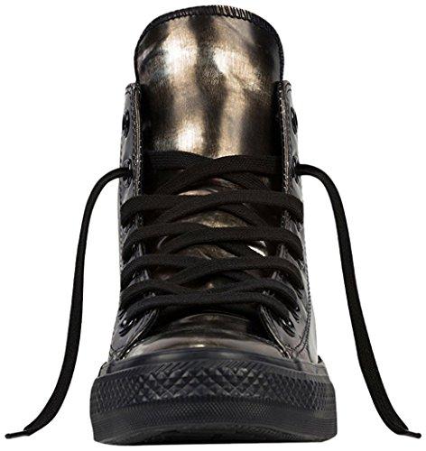 Mono Chuck Sneaker Leather Hi Taylor Adulte Nero Converse Star All Unisex 8UYXqWwd