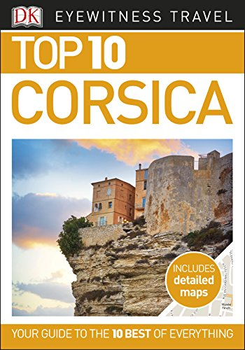 Top 10 Corsica (EYEWITNESS TOP 10 TRAVEL GUIDES)