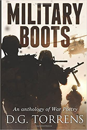 MILITARY BOOTS (Anthology of War Poetry)