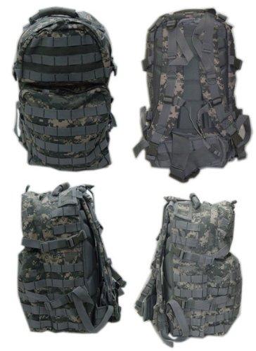 MOLLE Medium USMC Assualt Backpack Pack-ACU, Outdoor Stuffs
