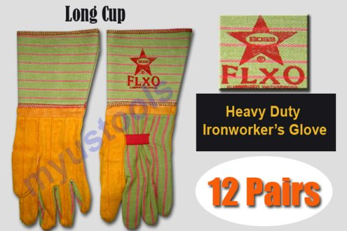 Flxo Chore Gloves Style: Price for 12 Pairs (part# 1BC0666)