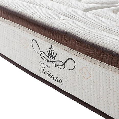 Colchón Viscoelástico Toscana Serie Premium Todas Las Medidas (180x200): Amazon.es: Hogar
