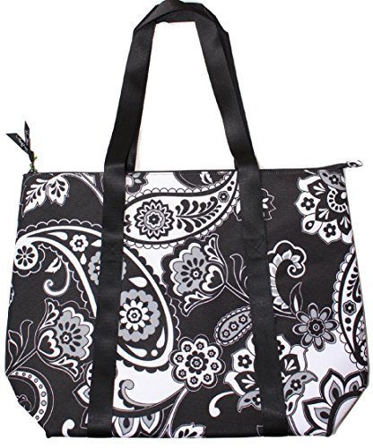 Vera Bradley Cooler Tote – Midnight Paisley Review