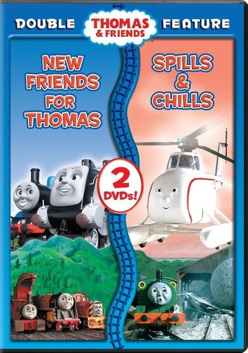 Thomas & Friends: New Friends for Thomas / Spills & Chills Double Feature (Thomas And Friends Rusty And The Boulder)
