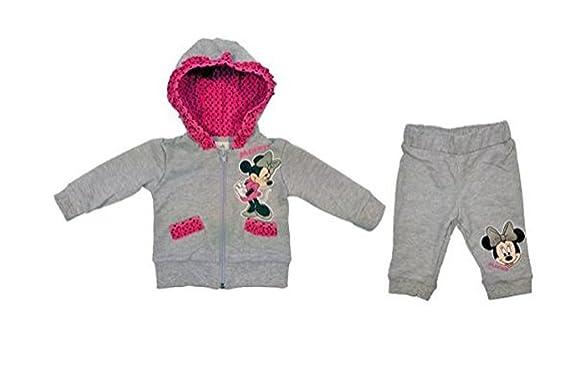 Kinder Baby Mädchen Minnie Maus Trainingsanzug T-shirt Hose Sweatshirt Outfit