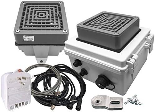 amazon com linortek netbell kb e1 all in one network extra loud