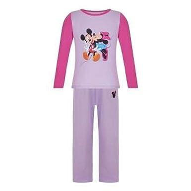 8fac0dd9df37f2 Pijama Disney Minnie (Infantil) Tamanho: 06 | Cor: Lilas: Amazon.com ...