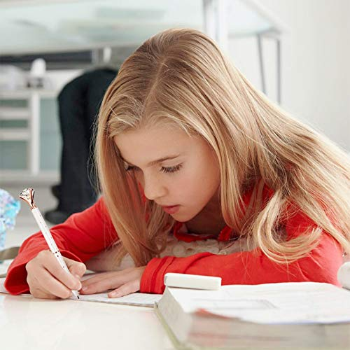 0ff8135148 LONGKEY 3PCS Diamond Pens Big Crystal Diamond Ballpoint Pen Bling Metal  Ballpoint Pen Offices and Schools