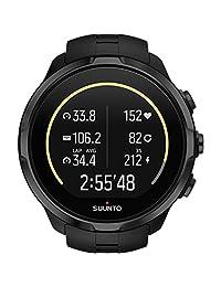 Suunto Spartan Sport HR Multisport GPS Watch | Black