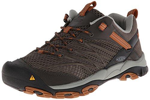 KEEN Men's Marshall Hiking Shoe,Black Olive/Glazed Ginger,11 M US