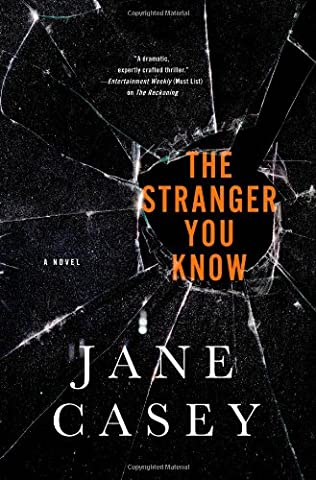 book cover of The Stranger you Know