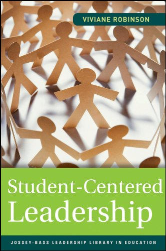 Student-Centered Leadership: Book