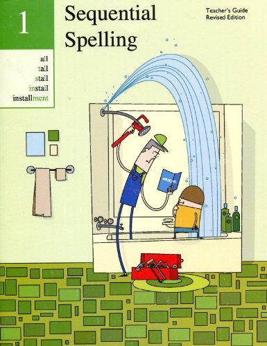 Sequential Spelling Level 1 Bundle with Student Workbook