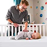Lauraland Pack and Play Mattress Pad, Firm Palyard