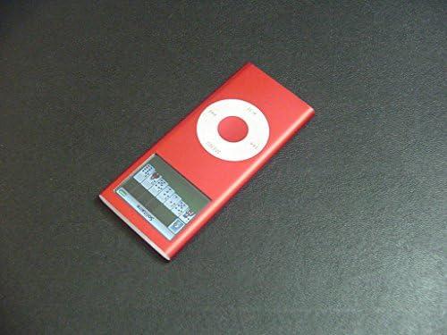 Amazon com: Apple iPod nano 4 GB Red (2nd Generation): Home