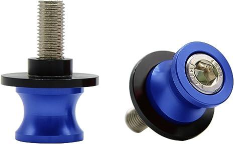 M10 *1.25 Nottolini Assen Swingarm Spool Screw Per Kawasaki Ninja 250R//650R ZX6R//9R//10R//12R//14 Z1000 ZRX1100//1200 ZZR600 Per Yamaha FZR 1000//600R//400 Duke 125//200//390 RC 125//200//390 Oro