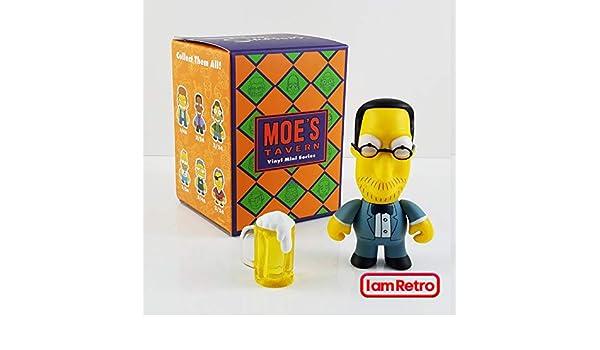 ?//? Kidrobot THE SIMPSONS MOE/'S TAVERN Mini Series JOEY JR CHASE Vinyl Figure