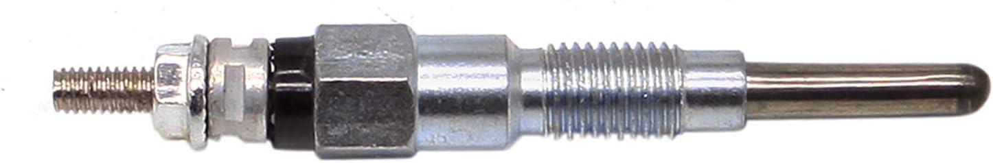 Notonmek Glow Plug 16851-65510 16851-65512 for Kubota Engine D722 D902 D905 D1005 D1105 V1305 V1505 Tractor B1700D B21 B2100D B2400D B26 B7510D BX1500D BX2200D BX22D BX23D BX1800D