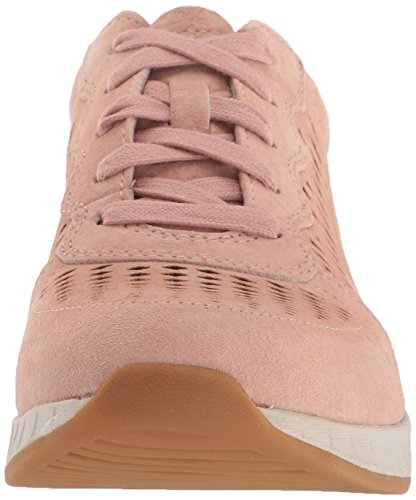 Dansko Womens Charlie Fashion Sneaker In Camoscio Rosa