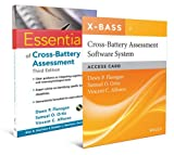 Essentials of Cross-Battery Assessment, 3e Set with Letter and XBass Registration Card (Essentials of Psychological Assessment)