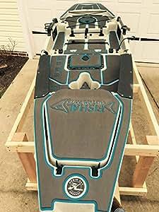 Amazon Com Hobie Pro Angler 14 Custom Series Kayak Pad