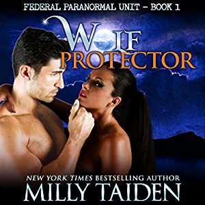 Wolf Protector (BBW Paranormal Shape Shifter Romance) Audiobook