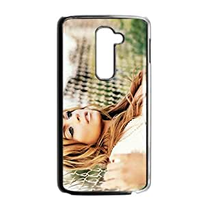 Lindsay Lohan Design Pesonalized Creative Phone Case For LG G2