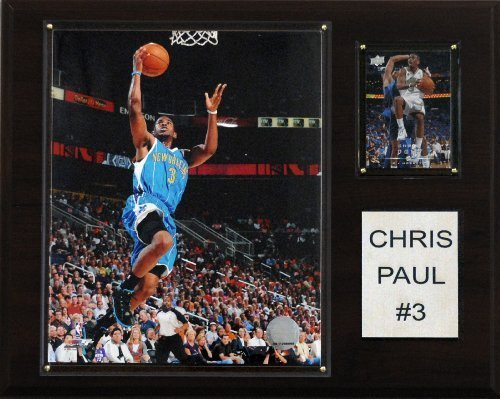 NBA Chris Paul New Orleans Hornets Player Plaque by C&I Collectables by C&I Collectables