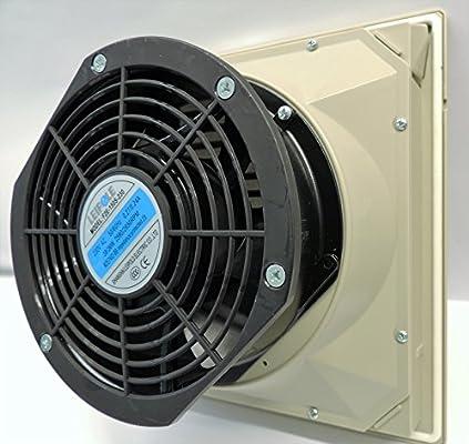 Filtro Ventilador con filtro de salida 230 VAC 500/560 m3/H ...