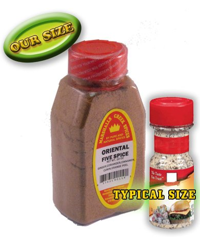 Marshalls Creek Spices Oriential Five Spices Seasoning, 10 - Seasoning Spice Five Chinese