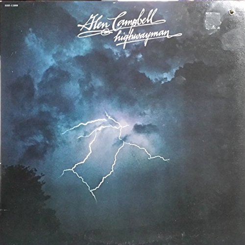 Price comparison product image GLEN CAMPBELL - highwayman CAPITOL 12008 (LP vinyl record)