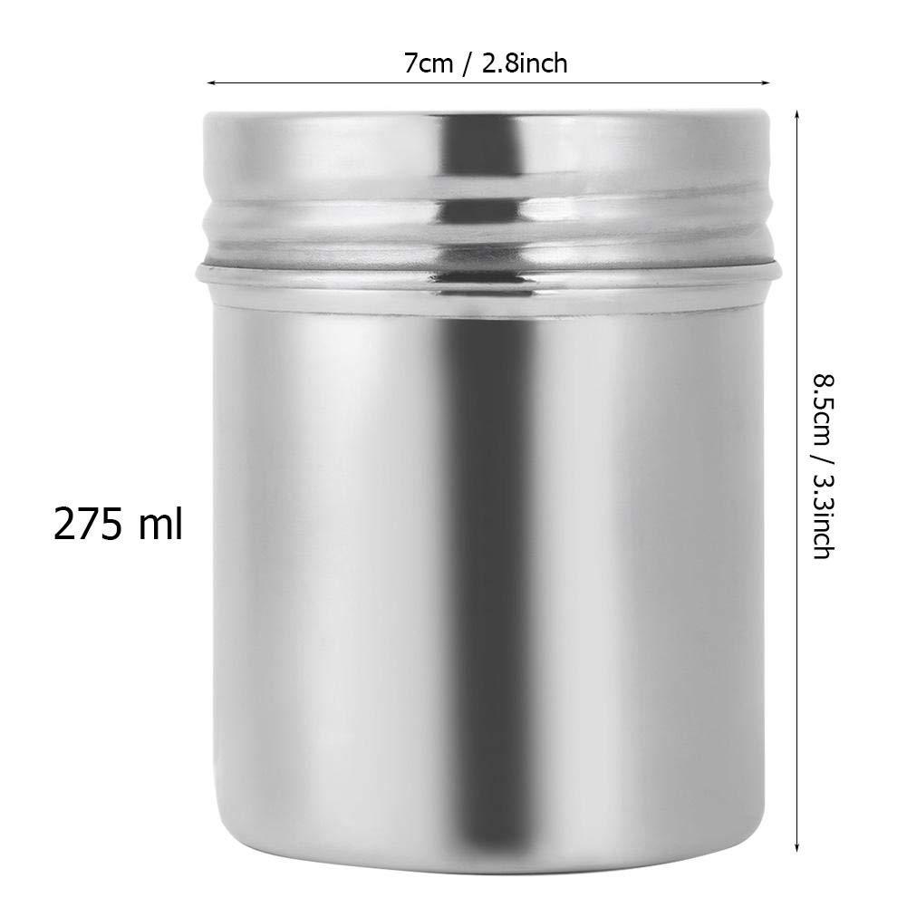 Barattolo sigillato Zerone contenitore portatile in grani per t/è e caff/è in acciaio inossidabile 304 S