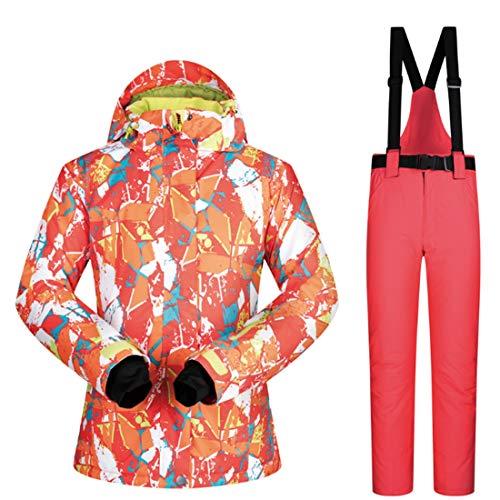 Da Cappotto Pantaloni Felicig Il Giacca Zero 06 Snowsuit Sci Size Invernale E Donna 09 L color Sotto Hvv5wqx0