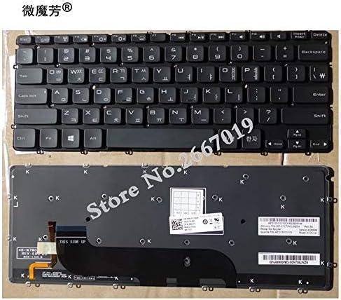 KR laptop keyboard for DELL XPS 12 13 XPS13D 13R L321X L322X XPS13 keyboard backlit