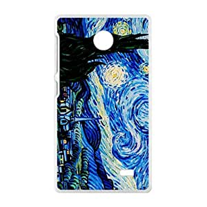 van gogh starry night Cell Phone Case for Nokia Lumia X