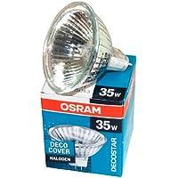 Osram 44892Decostar 3535W 12V 36° GU4Bi pin 2900K halojen lamba MR11mit UV-Filter
