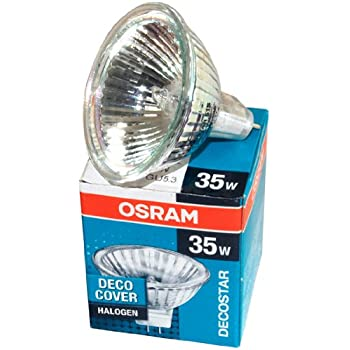 osram 44892 decostar 35 35w 12v 36 gu4 bi pin 2900k halogen bulb mr11 with uv filter. Black Bedroom Furniture Sets. Home Design Ideas