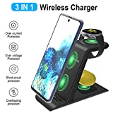 Elobeth Wireless Charging Station Compatible with