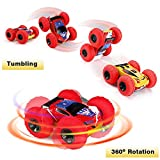 RC Cars, Betheaces Toy Cars 360 Degree Flips High Speed 12km/h Remote Control Car for Boys Girls 4WD 2.4GHz Off Road Racing Vehicles for Outdoor & Indoor Children Birthday Gifts