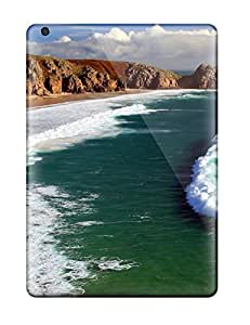 Nora K. Stoddard's Shop Case Cover For Ipad Air - Retailer Packaging Waves Protective Case