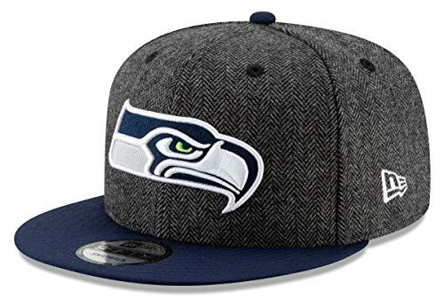 New Era Seattle Seahawks 9FIFTY NFL Pattern Pop Snapback Hat
