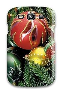 Zpbvhgo4175ywHZI Anti-scratch Case Cover ZippyDoritEduard Protective Holiday Christmas Case For Galaxy S3
