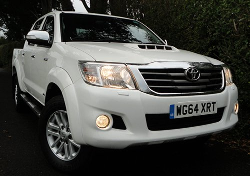 Hilux MK7 2012-15 Vigo Pickup OEM Frontsto/ßstange Clear Driving Spot Nebelscheinwerfer