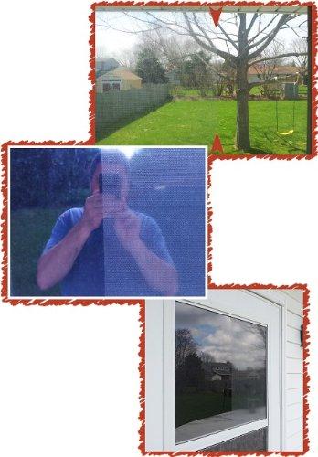 72 x 60 window 6 ft 72quot 60quot collidescape clear window film to prevent amazoncom 72