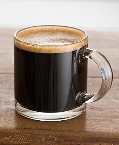 Legato Coffee Capsules - 100 Count (Decaf)