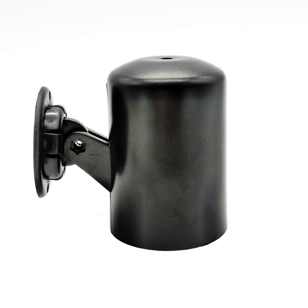 Cestval Car Vehicle Single Gauge Dash Pod Gauge Cup Plastic Car Mount Holder Derable Auto Meter Bracket Pod Mount 52 mm