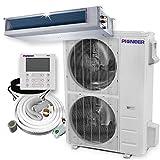 PIONEER Air Conditioner Inverter++ Split Heat Pump, 48,000 BTU, 208-230 V For Sale