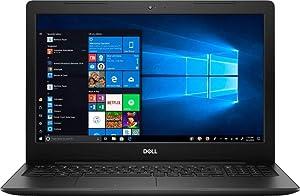 "Dell Inspiron i3583 15.6"" HD Touch-Screen Laptop - Intel i3-8145U - 8GB DDR4-128GB SSD - Windows 10 - Wireless-AC - Bluetooth - SD Card Reader - HDMI & USB 3.1 -Waves MaxxAudio Pro- Black (Renewed)"