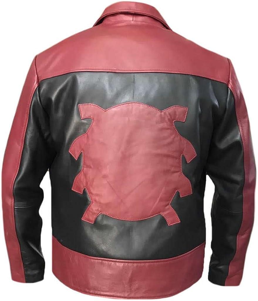 SRHides Mens Fashion Spider Leather Jacket