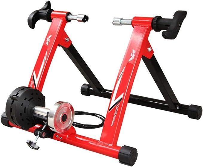 Rodillo Entrenamiento Bicicleta Acero Plataforma de entrenamiento ...